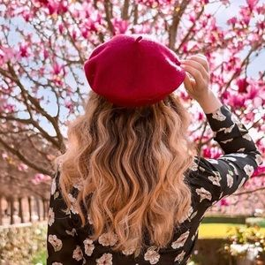 Accessories - Red Beret